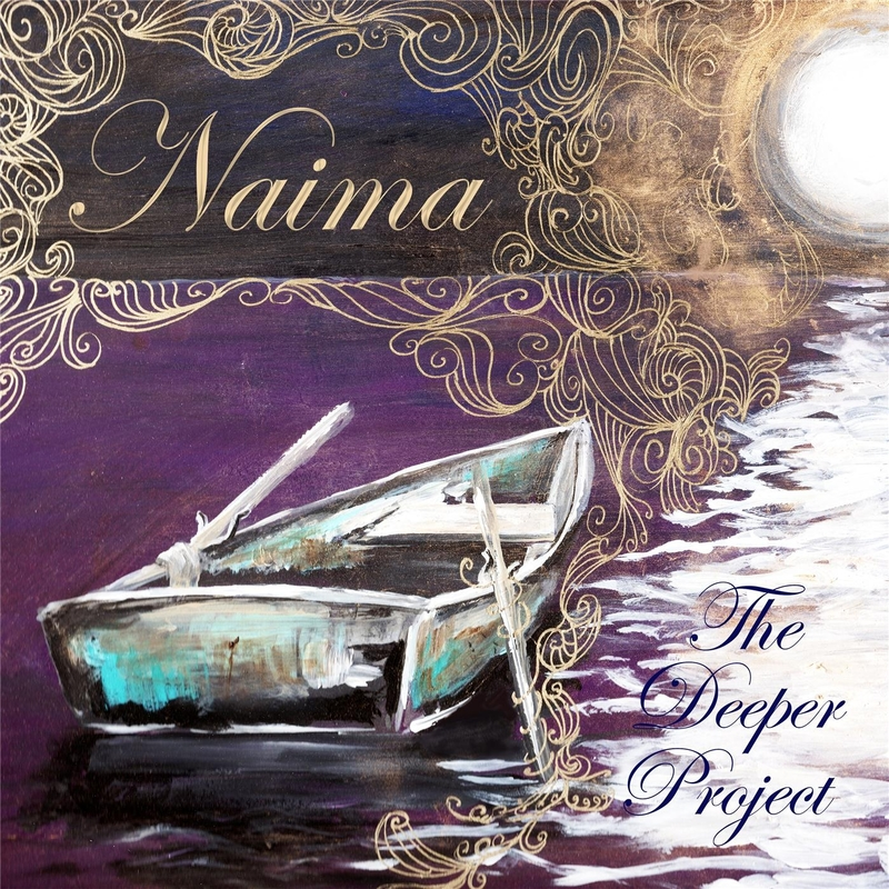 Naima The Deeper Project album cover