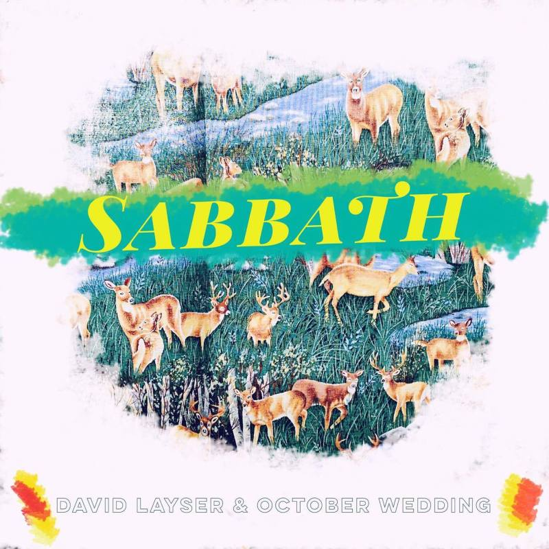 October Wedding's EP cover for Sabbath