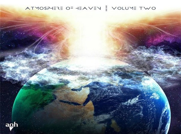 Album Cover for AOH Atmosphere of heaven volume 2 live album