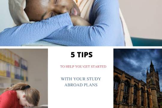How To Get Started with Your Study Abroad Plans