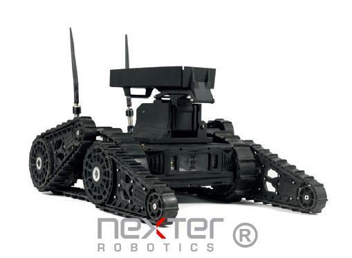 robot de transport léger et tout terrain
