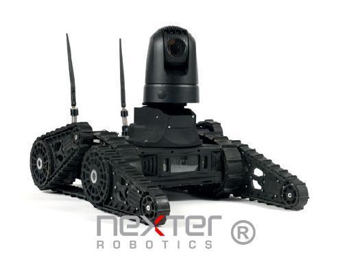 Nerva Nexter Robotics robot camera