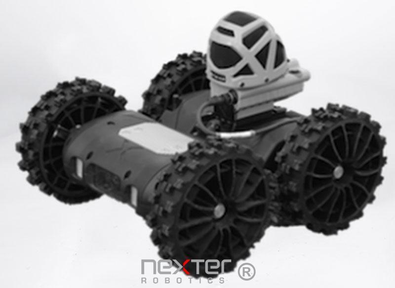 robot détection de coup de feu armée défense