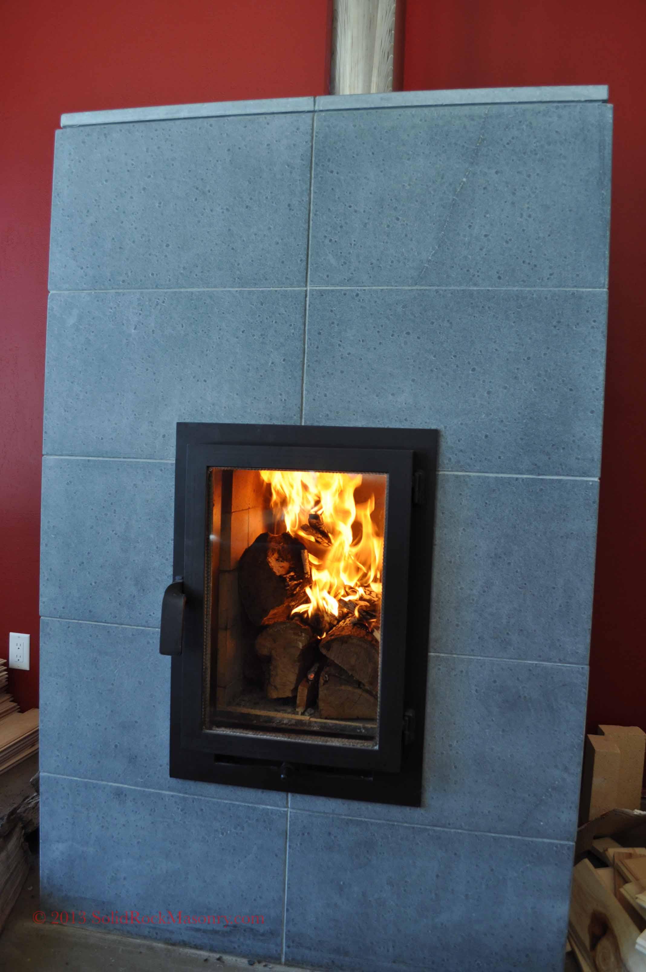 bergstaid soapstone sr 13 short masonry heater solid rock masonry