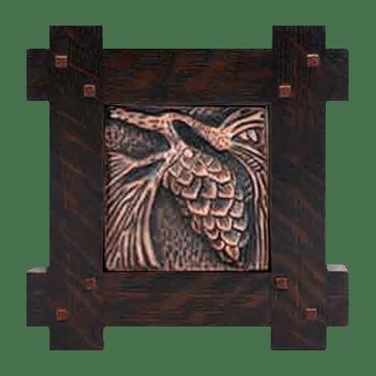 adirondack style tile frame tft3210