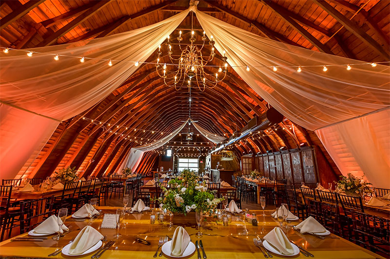 17 Amazing Barn Wedding Venues in NJ - Soli Events