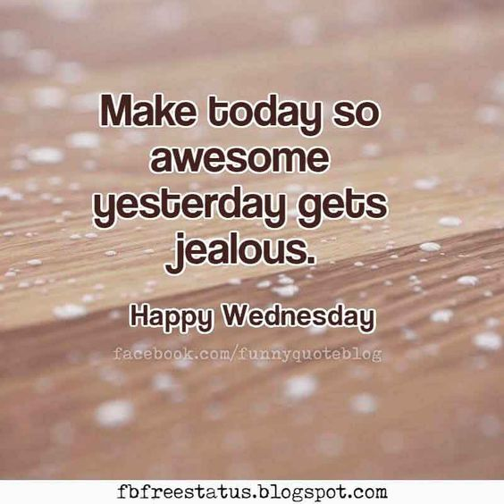 Wednesday Hump Day Funny Quotes