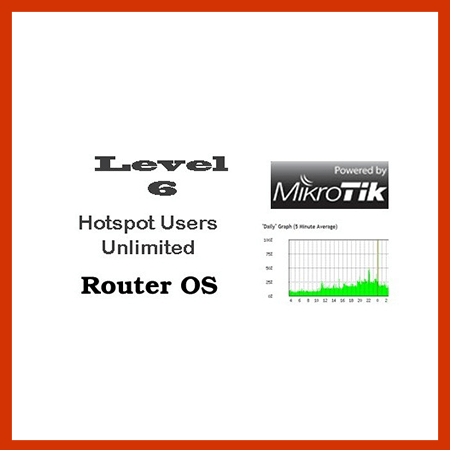 Mikrotik Router OS Level 6 - Solimedia