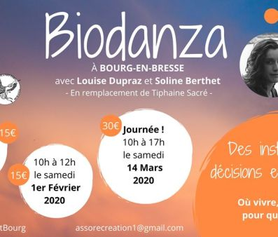 Samedis à Bourg en Bresse