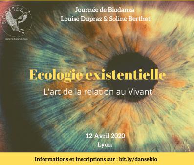 Journée de Biodanza à Lyon le 12 avril 2020 avec Louise et Soline
