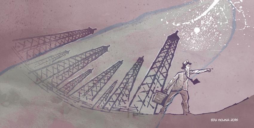 El régimen fiscal de los hidrocarburos