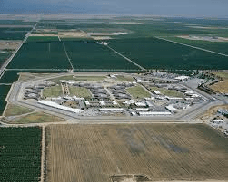 Central California Women's Facility, where more than a hundred women are held in isolation.