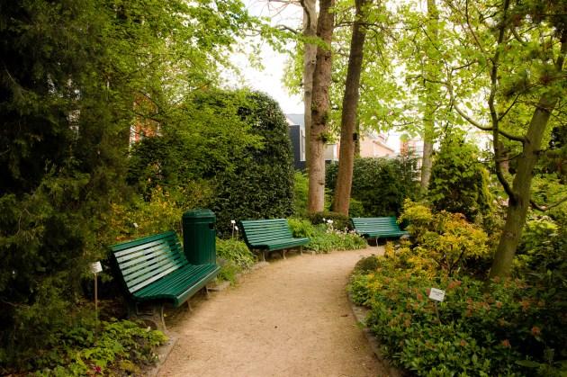 Kruidtuin Leuven