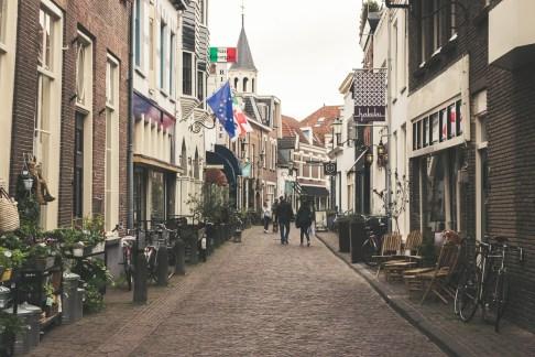 Amersfoort, Nederland, Krommestraat