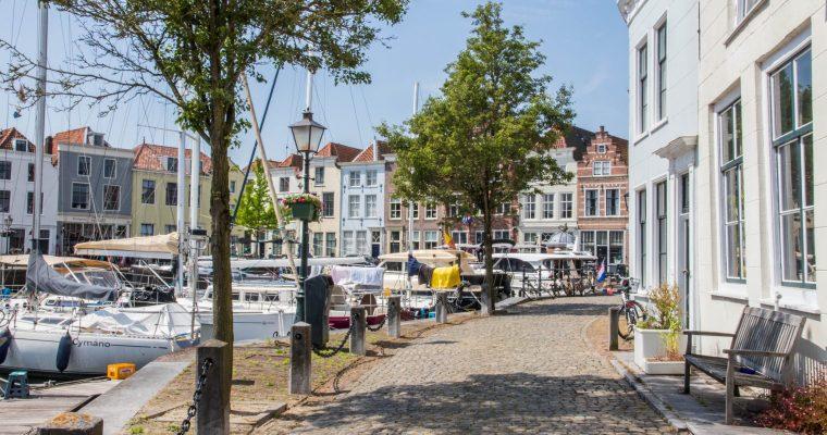 Havenstad Goes: gezellige bedrijvigheid op een half uurtje van de zee!