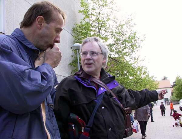 Claes och Göran