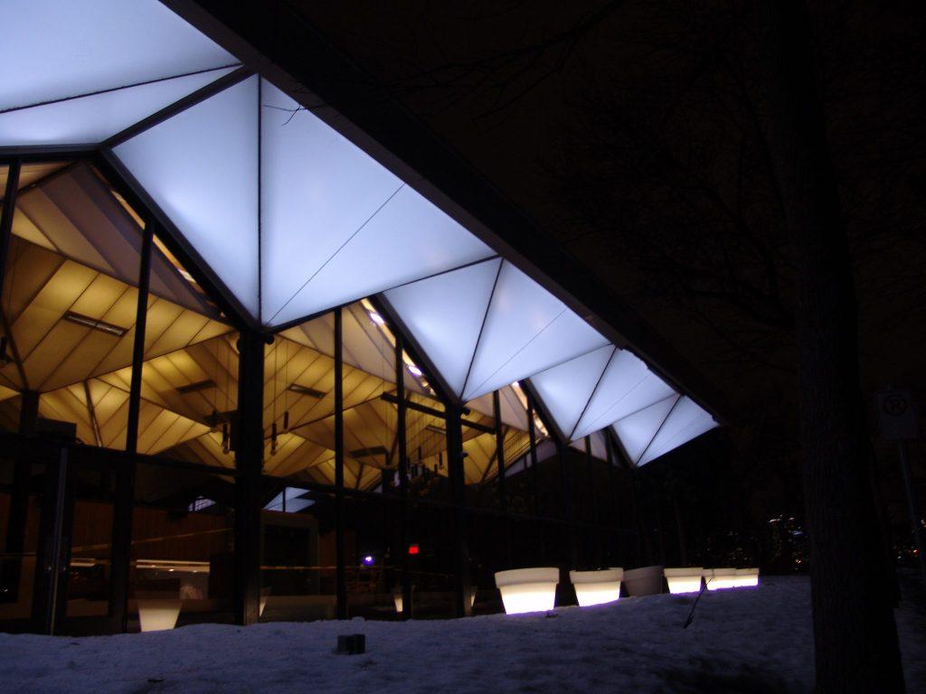 Canada Pavilion, Notre Dame Island