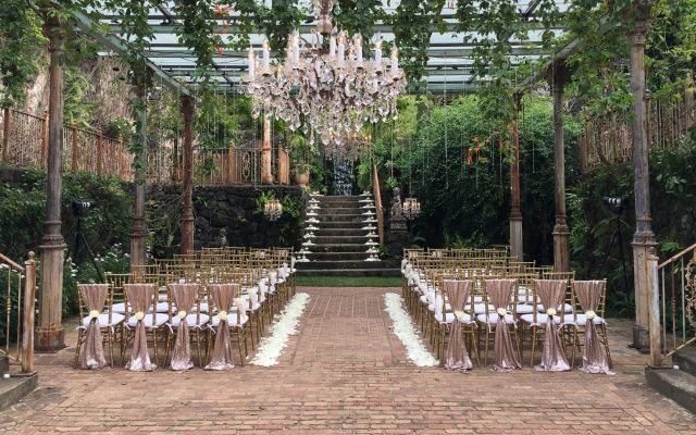 ceremony services at haiku mill