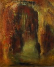 """""""Und es ward Licht"""", 2014, 90 cm x 120 cm"""