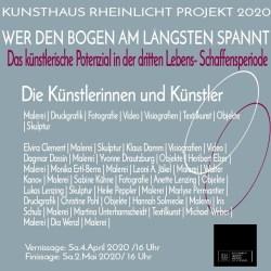 Kunsthaus Rheinlicht Remagen 2020