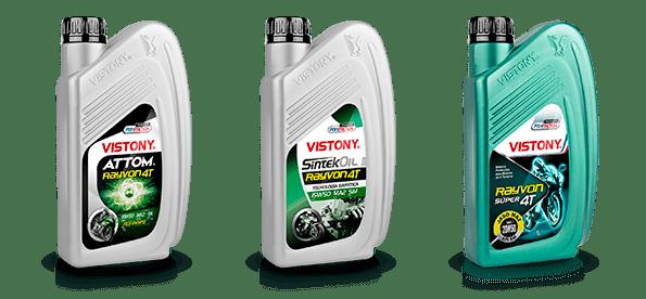 Lubricantes Motos 4T Distribuidor Vistony en el Perú Lima Peru Telefono 2522207