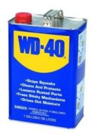 WD 40 1 galon Central Av. Guardia Civil 520 Chorrillos Lima Perú ventas@solminsa.com www.Solminsa.com Teléfono 2522207