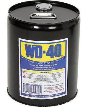 AFLOJATODO WD-40 - 5 galones.