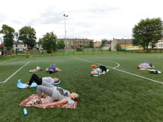 Fitnes Grzegorzew IV zajęcia 095