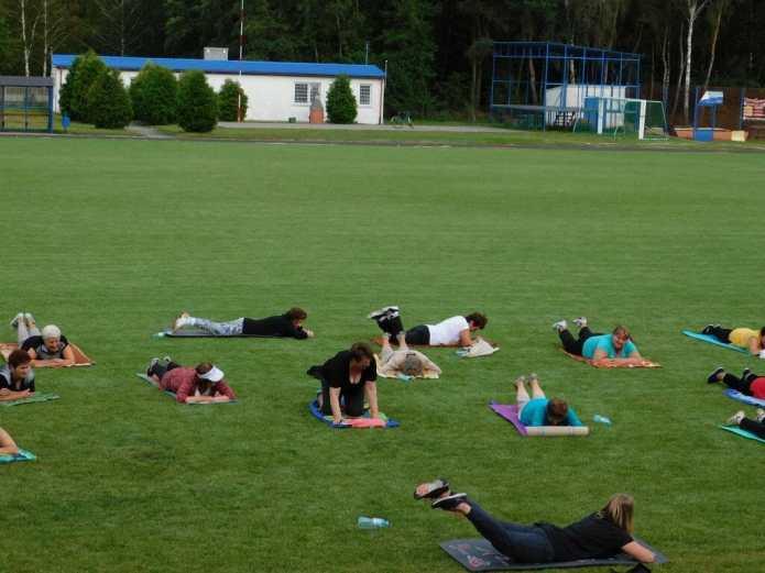 Fitnes Grzegorzew IV zajęcia 107