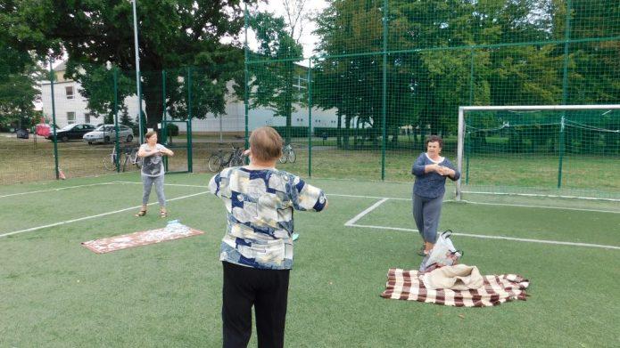 Fitnes Grzegorzew IV zajęcia 222