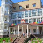 Здание детской поликлиники солнечногорска
