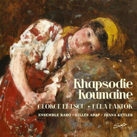 Ensemble Raro – Rhapsodie Roumaine
