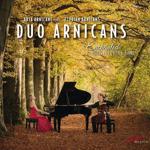 Enchanted – Works for Cello & Piano