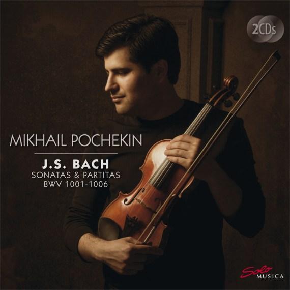 Mikhail Pochekin – Bach