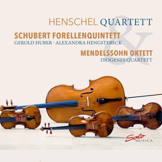 Henschel Quartett – Schubert Forellenquintett & Mendelssohn Oktett