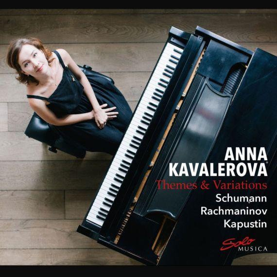 Anna Kavalerova – Schumann Rachmaninov Kapustin