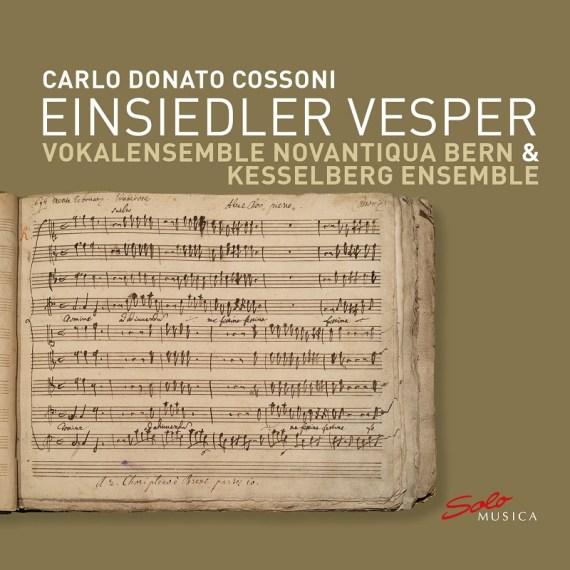 Vokalensemble Novantiqua Bern & Kesselberg Ensemble – Einsiedler Vesper