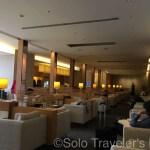 Tokyo Narita Int'l Airport, China Airlines Lounge