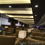 Shanghai Pudong Int'l Airport Terminal 1, Lounge 36