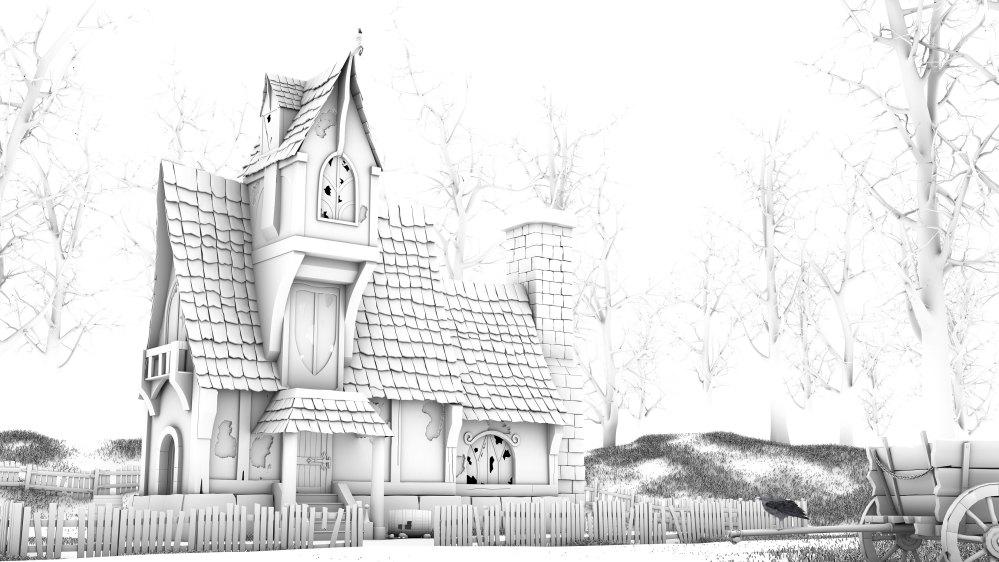 Haunted House (2/4)