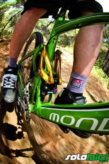 Amortiguador Rock Shox Monarch RT3