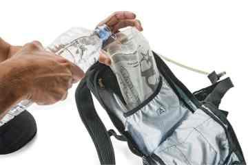 hidratación en bici