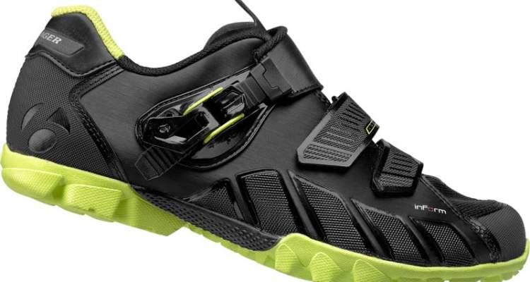Nuevas zapatillas Bontrager Rhythm MTB