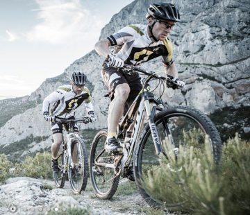Bikers de Scott