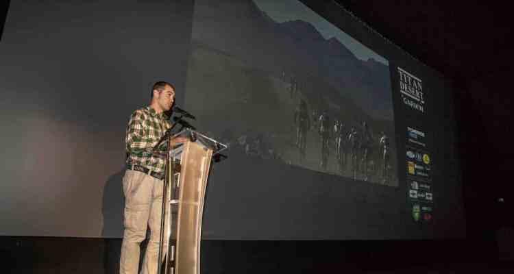 Manu Tajada, director técnico Titan Desert