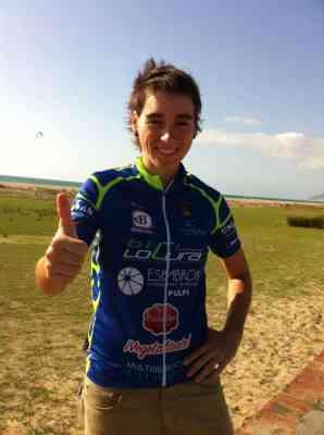 Sandra Santanyes, contenta con su nuevo equipo