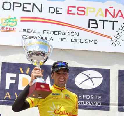 David Valero será el hombre a batir en la edición 2014 del Open de España XCO Cofidis