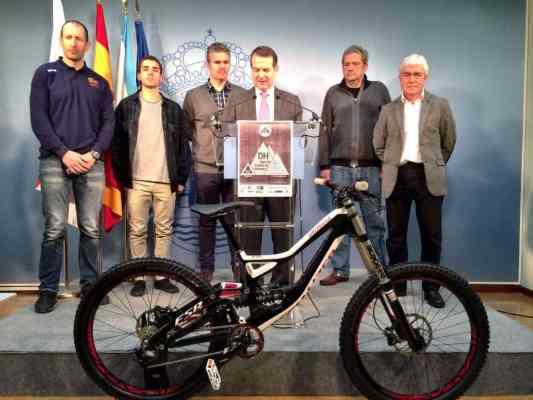 Presentación del DH del Open de España en Coruxo