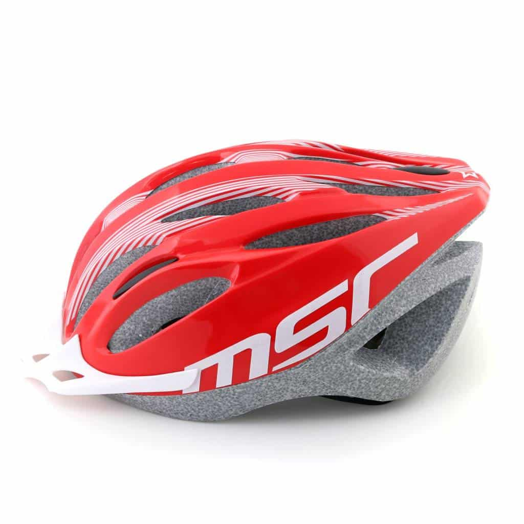 HELMET CHEAP RED