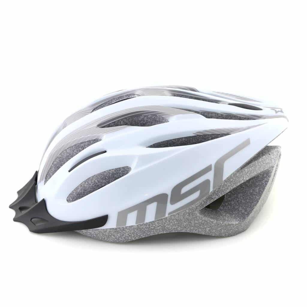 HELMET CHEAP WHITE
